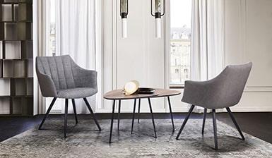 Кресла для кафе, баров и ресторанов