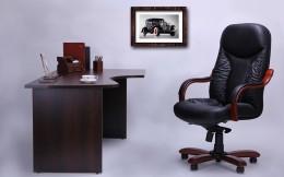 Кабинет руководителя Магистр + кресло Буффало