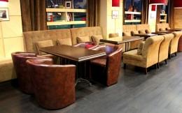 Комплект для ресторана 4 кресла Арабика