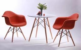 Обеденный комплект Helis + кресла Salex