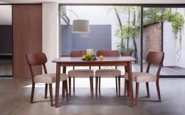 Обеденный комплект стол Орлеан + стулья Честер