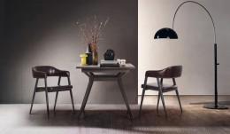 Комплект для кухни стол Morrison + кресло Ramones
