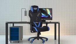 Кабинет руководителя стол Сигма + кресло VR Racer Radical Garrus